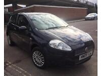 FIAT GRANDE PUNTO 2009 ONE PREVIOUS OWNER PORTSMOUTH