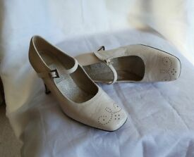 Ravel 'Dream' Summer Bar Shoes - with a Hint of Vintage