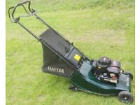 Hayter Hawk 41 Self-Propelled Petrol Stripes Lawnmower