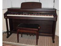 Digital Piano and Adjustable Stool for Sale.
