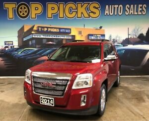 2014 Gmc Terrain SLT, AWD, One Owner, Low Kms, Accident Free!