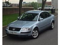2001 Volkswagen Passat S 1.9 TDi PD 130 Long MOT 2 Keys VW Service History Brilliant Runner