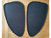 GENUINE MAZDA 2 3-DOOR 07-14 REAR SIDE BLINDS SHADES FREE DELIVERY