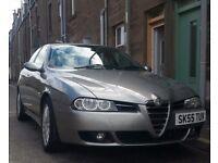 Alfa romeo jtd 156 1.9 turbo diesel