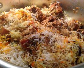 Delicious Biryani on Demand