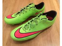 Nike Mercurial Football / Rugby boots