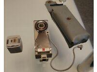 Old Camera Flash Equipment