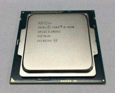 Intel Core i5-4590 3.3GHz / 6MB 5GT/S Quad Core CPU SR1QJ Socket LGA1150