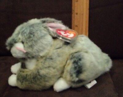 60e5b95ccf4 TY Beanie Baby - WINKSY the Bunny (6 inch) - MWMTs Stuffed Animal Toy