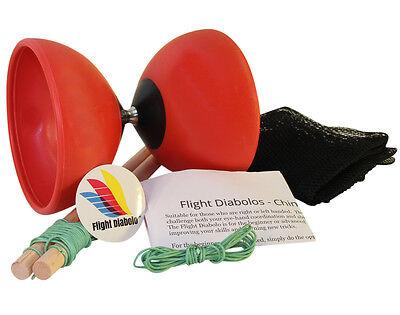 Flight High Performance Diabolo Chinese yoyo With Handsticks](Yoyo Toys)