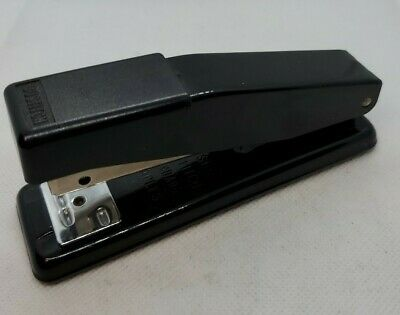 Vintage Bostitch Stapler Model B250 Black