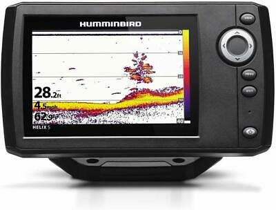Humminbird Helix 5 Sonar G2 Fishfinder w/ 5 Color Display & Transducer 410190-1