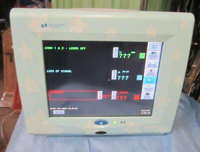 Spacelabs 91369 Ultraview Multiparameter Patient Monitor Spo2 Ecg Ekg Nibp