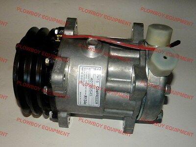 5165549 Compressor W Clutch For Case Ih Jx55 Jx60 Jx65 Jx70 Jx75 Jx85 Jx90 Jx95