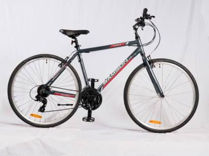 24 speed Hybrid commuter -SAMSON CYCLES