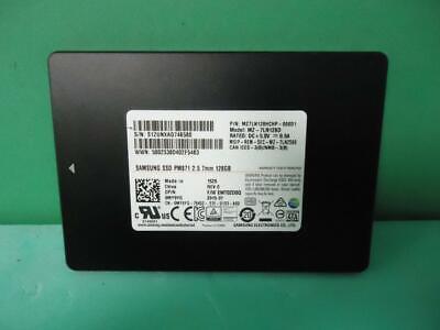 Samsung Solid State Hard Drives 128gb MZ7LN128HCHP MZ-7LN128D 2.5