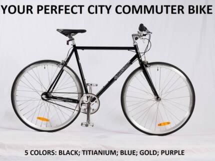 Samson NJS Track / Single Speed Custom Bike | Men\'s Bicycles ...