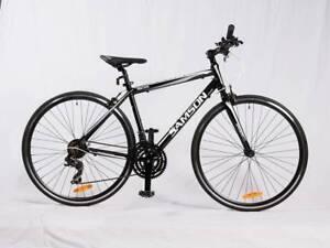 21 speed flat bar road bike $339.00