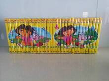 Dora the Explorer DVD Collection 32 DVD's 96 episodes Eatons Hill Pine Rivers Area Preview