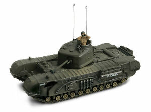 Churchhill-Mk-VII-Tank-U-K-Normandy-1944-Forces-of-Valor-1-72