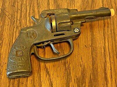 VINTAGE KILGORE SIX SHOOTER AUTOMATIC CAST IRON CAP GUN RESTORATION PARTS