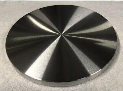 Aluminum Disc 8 X 12 8.00 Round Bar .50 Plate 6061 Disk Very Flat Usa