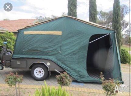 2013 mars hardfloor rear fold camper Port Macquarie Port Macquarie City Preview