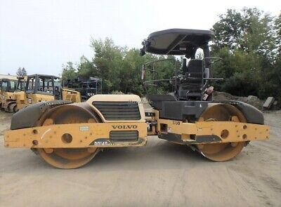 2014 Volvo Dd140 Hfa 84 Double Drum Roller Vibratory Compactor 2900 Hours