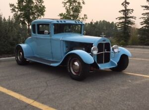1930 MODEL A 5 WINDOW COUPE