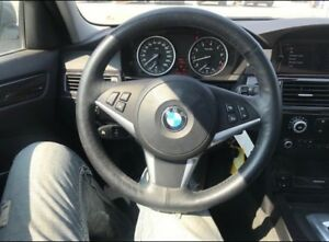 ALL WHEEL DRIVE BMW WITH WINTER TIRES
