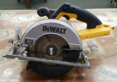 Dewalt Dc300 36v Cordless 7-14 184mm Circular Saw Bare Tool