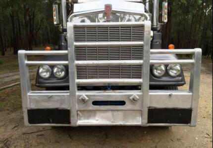 Bullbar with backing plates to suit truck, Kenworth western star Moss Vale Bowral Area Preview