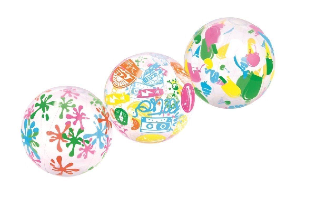 WASSERBALL Ball für´s Wasser ca. 41 cm Durchmesser mi… |