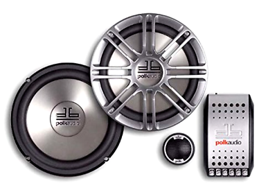 Brand New Polk Audio DB6501 6.5-Inch 2-Way Component System