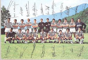 CARTOLINA-JUVENTUS-1973-74