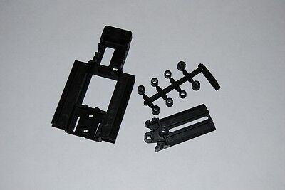 PCS 32 SLOTCAR CHASSIS adjustable x 6 chassis!!