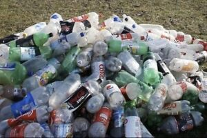 Wanted: Give away free Kids Bottle and can recycle donation