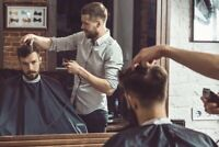BARBER NEEDED FOR BUSY BARBERSHOP