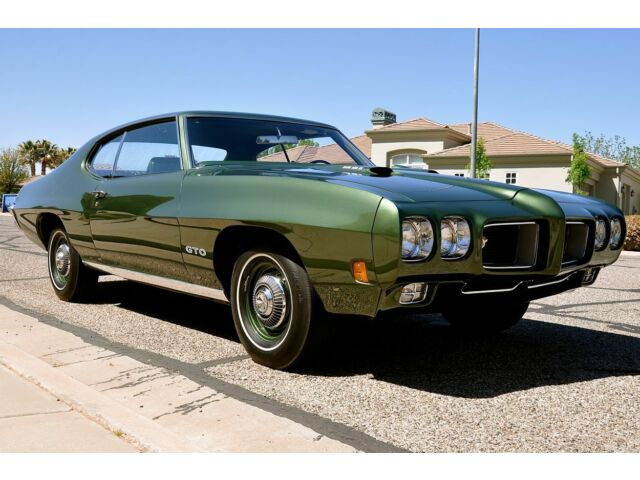 1970 PONTIAC GTO RAM AIR IV ~ GTOAA 'Concours Gold Champion' - ALL #'s Matching!