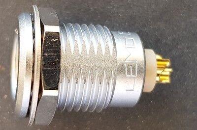 Lemo Connectors. Brand New. Part No Egg. 1b. 303. Cll Price Below Wholesale