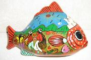 Mexican Pottery Fish