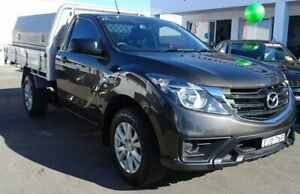 2020 Mazda BT-50 UR0YE1 XT 4x2 Grey 6 Speed Manual Cab Chassis Albion Park Rail Shellharbour Area Preview
