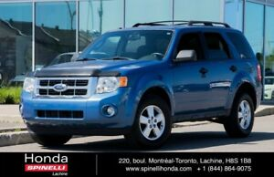 2009 Ford Escape XLT FWD BAS KM 4 CYL LOW KM, AUTO AC FWD 4 CYLI