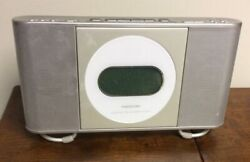 Memorex Digital Clock Radio with CD  Player:  MC7101