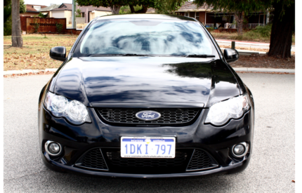 2011 Ford XR6 Limited Edition