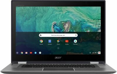 "Acer - Spin 15 2-in-1 15.6"" Touch-Screen Chromebook - Intel Pentium - 4GB Mem..."
