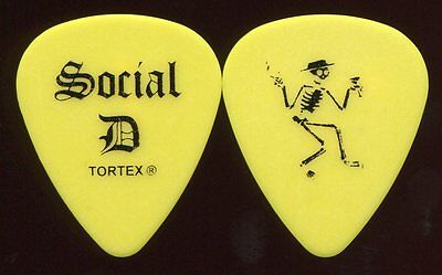 SOCIAL DISTORTION 2005 Rock 'N' Roll Tour Guitar Pick!!! custom concert stage #1