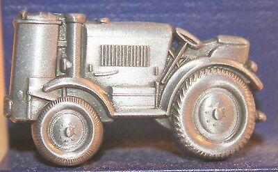 Pin Schlüter Gasschlepper Metall Traktor Trecker Metall  55