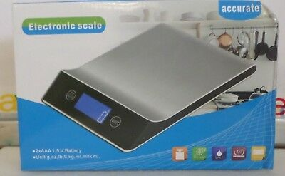 Original Geryon Digital Electronic Kitchen Scale Food Baking Lcd Display
