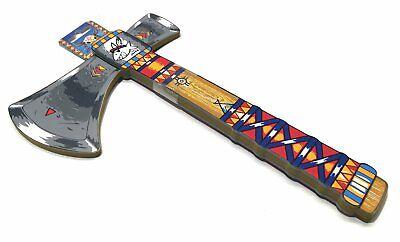 Axt, Kostüm Accessoire (Capt'n Sharky Tomahawk 39 cm Indianer-Axt aus festem Moosgummi (Fasching/Kostüm))